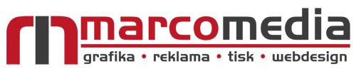 Marcomedia – reklama • grafika • tisk • webdesign